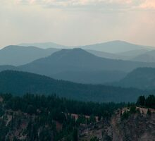 Smokey Mountains by paulgranahan