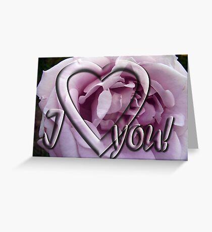 Nature Love Greeting Card