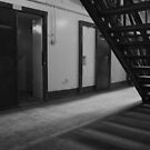 """The Jail Stairs - Inside """"The Crum"""" by barryohara1"""