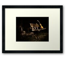 Acoustic Nights Framed Print