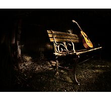 Acoustic Nights Photographic Print