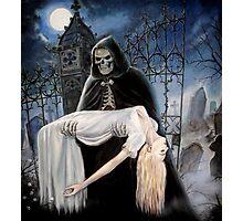 Reaper's Bride Photographic Print