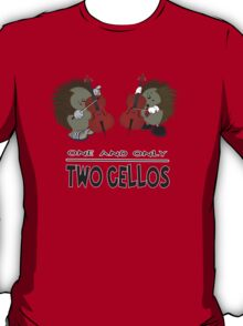 two cellos T-Shirt