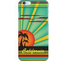 Welcome to California iPhone Case/Skin