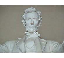 The Lincoln Memorial Photographic Print
