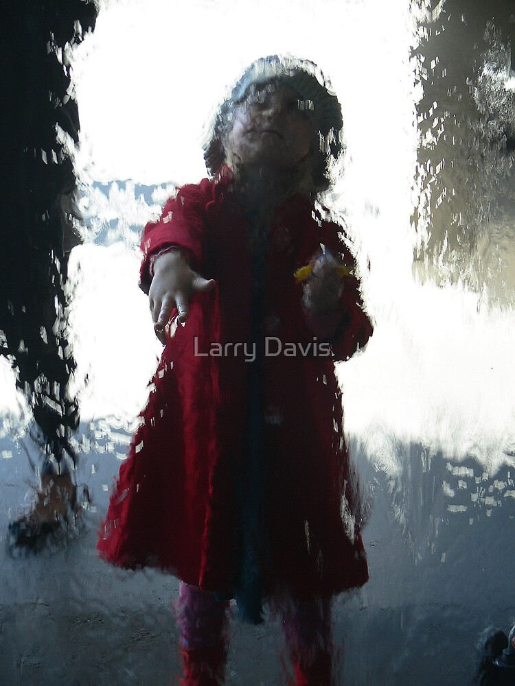 A Child's Wonderment by Larry Lingard-Davis