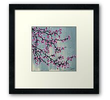 A Touch Of Spring Framed Print