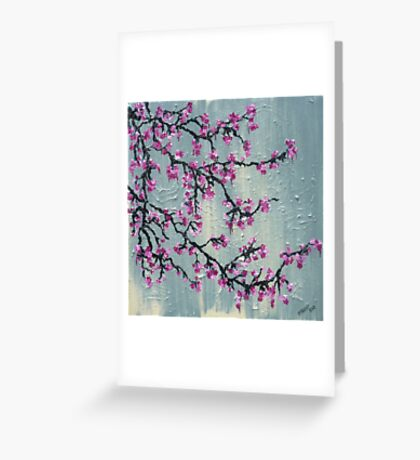 A Touch Of Spring Greeting Card