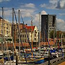 Michiel de Ruyter-harbour Vlissingen, Netherlands by PhotoAmbiance
