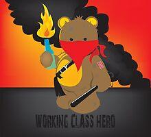 working class hero by mangulica