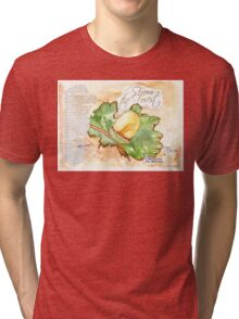 Country Diary - From the Forest Tri-blend T-Shirt
