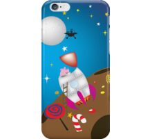 rocket pig part 2 iPhone Case/Skin
