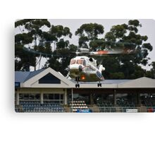 Sikorsky S-92 - Only One in Africa! Canvas Print