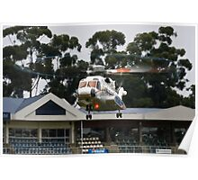Sikorsky S-92 - Only One in Africa! Poster