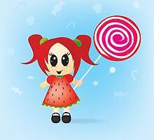 sweet like candy by mangulica