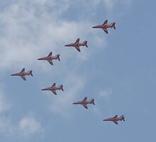 red arrows by zacco