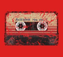 Awesome, Mix Tape Vol.1 Kids Clothes