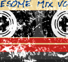 Awesome, Mix Tape Vol.1 Sticker