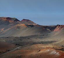 Mars on Earth by Amaya Solozabal