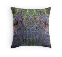 Pearls 10 Throw Pillow