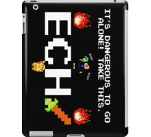 JonTron- It's Dangerous to go alone! iPad Case/Skin
