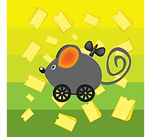 Cheese lover Photographic Print