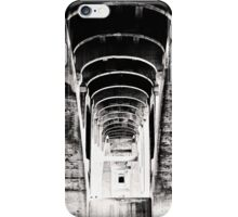 the darkness retreats iPhone Case/Skin