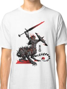 The Game of Kings, Wave Two: The Black King's Knight Classic T-Shirt