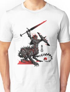 The Game of Kings, Wave Two: The Black King's Knight Unisex T-Shirt
