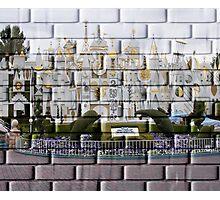 It's a Small World..Disneyland USA Photographic Print