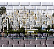 It's a Small World..Disneyland USA Photographic Print