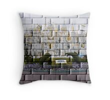 It's a Small World..Disneyland USA Throw Pillow