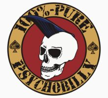 Pure Psychobilly Kids Clothes