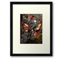 Sweet Inspiration Framed Print