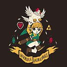 hyrule airlines2 by louros