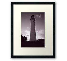 Aireys Inlet - Lighthouse Framed Print