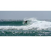 Snapper Rocks Sufer Photographic Print
