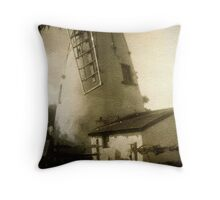 South Perth Mill Throw Pillow