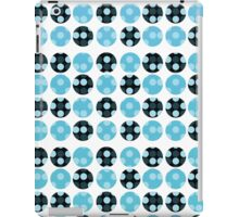 dots background  iPad Case/Skin