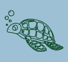 Bubble's The turtle by hmx23