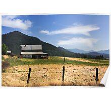beautiful grants pass Oregon Poster