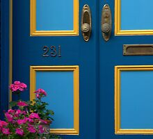 Door Step by photoloi