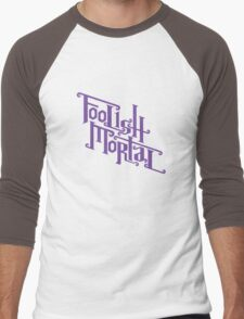 Foolish Mortal (Purple) Men's Baseball ¾ T-Shirt