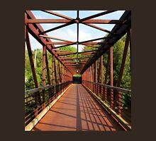 Angles And Lines Bridge Unisex T-Shirt