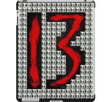 studded 13 iPad Case/Skin