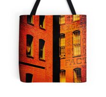 brick and glass Tote Bag