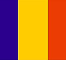 Chad, national id by AravindTeki