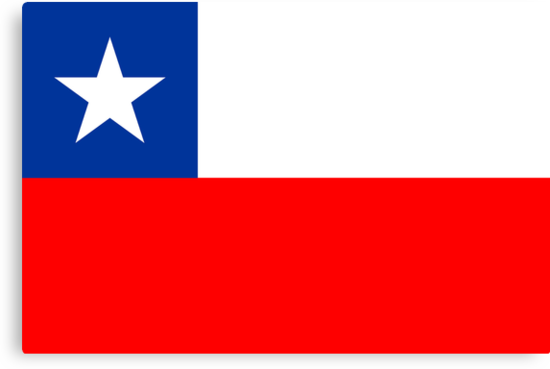 Chile, national id by AravindTeki