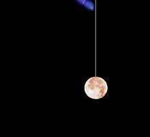 Moon YoYo by Mel Bohrer