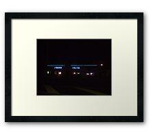 """Jimmy D""""s Framed Print"""